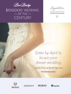 #100kwedding: Enter to win the wedding of your dreams...  http://apps.facebook.com/weddingofthecentury/contests/330642