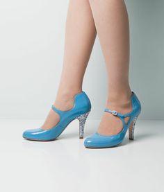 STARLET TURQUOISE-SILVER | Shoe Designer Minna Parikka - Official Online Boutique