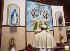 With the Pope in Uganda.Pape François - Pope Francis - Papa Francesco - Papa Francisco- novembre 2015 : voyage en Afrique, Kenya-Ouganda-Centrafrique-