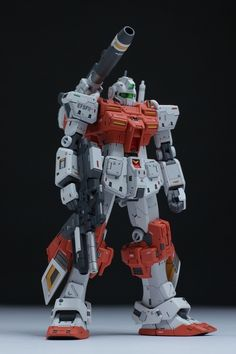 "Custom Build: HGUC 1/144 Powered GM ""Detailed"" - Gundam Kits Collection News and Reviews"
