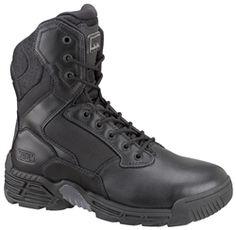 Genuine British Army Waterproof Magnum Elite II Tactical Stealth Boots Vibram