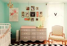 """How To Put Together A """"Classic Glam"""" Nursery"""