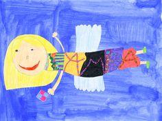 Bild des Tages: Fliegender Engel von Amira (10)