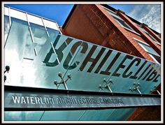 University of Waterloo School of Architecture Places To Eat, Great Places, Waterloo Ontario, School Architecture, Hanging Out, Adventure, Adventure Game, Adventure Books