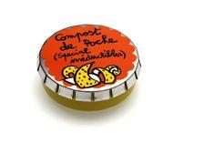 """Mini boîte Je pratique la bio logique """"compost de poche"""" - DLP - Valérie Nylin"""