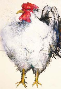 mary sprague chicken prints - Google Search