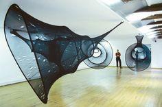Vessna Perunovich of Toronto, Ontario, Canada | Weekly Artist Fibre Interviews | Fibre Art | International | Canadian | World of Threads Festival | Contemporary Fiber Art Craft Textiles | Oakville Ontario Canada ****