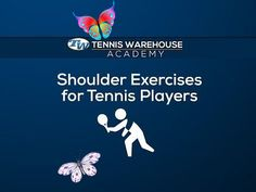 Essential Shoulder Exercises for Tennis Players Essential Shoulder Exercises for Tennis Players | Tennis Warehouse BlogTennis Warehouse Blog<br> Shoulder Exercises, Shoulder Workout, Tennis Warehouse, Tennis Players, Blog, Shoulder Training, Blogging