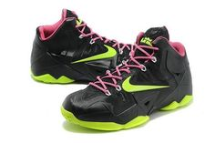 new arrivals 4a8dc 5bf0e Nike Lebron 11 XI Green Pink Black, cheap Lebron 11 Mens, If you want to  look Nike Lebron 11 XI Green Pink Black, you can view the Lebron 11 Mens  categories ...