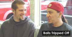 Balls Tripped Off