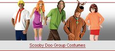 Scooby Doo group costume @Victoria Brown Elizabeth