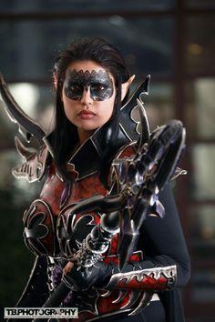 The Darkest of Cosplays – His & Her Dark Eldar: