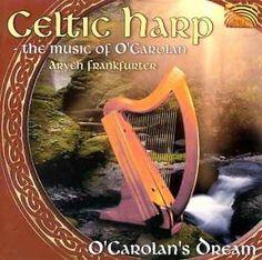 Aryeh Frankfurter - Celtic Harp: The Music of O'Carolan Tin Whistle, Dream Music, Celtic Music, Celtic Culture, Irish Celtic, Dvd Blu Ray, Wedding Music, Music Games, Cool Things To Buy