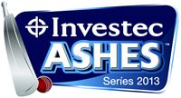 The Investec Ashes 2013 taking place at the Emirates Durham International Cricket Ground this August.