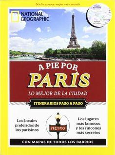 A pie por París: Lo mejor de la ciudad (GUIAS A PIE) -  #MedinadeMarrakech Más en http://viajerosdelmisterio.es/tienda/guias-turisticas/a-pie-por-paris-lo-mejor-de-la-ciudad-guias-a-pie/