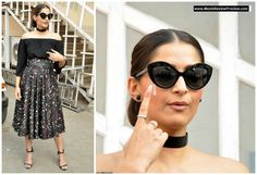 Fashion Police: Sonam Kapoor's Relaxed Look Steals Our Hearts