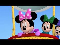 Mickey Mouse Clubhouse Full Episodes Compilation Goofy's Silly Slide game