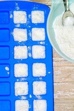 Homemade Dishwasher Soap Tablets Recipe (SUPER EASY!!)