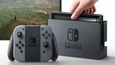Nintendo Switch será una experiencia de una sola pantalla