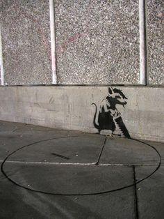 25 Coolest Banksy Graffiti – Holytaco