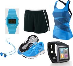 """""""Athletic Wear"""" by expertfashionista on Polyvore"""