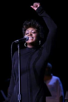 Anita Bakers Stalker Can Actually Sing