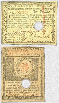 Money Paper, Fiat Money, Legal Tender, Make Your Mark, Native Americans, Massachusetts, Vintage World Maps, Finance, Canada