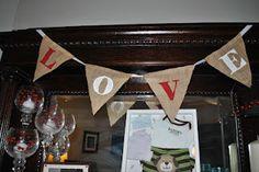 Easy Valentine Banner