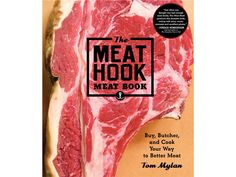 A little weekend reading perhaps? The Meat Hook Meat Book — Off the Shelf from #FNDish