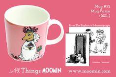 Moomin.com - Moomin mug Fuzzy