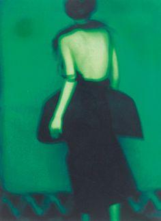 Sarah Moon - Fashion No. 6, 1998 - Howard Greenberg Gallery
