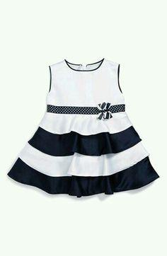 4e74154c0573 Dorissa Sleeveless Nautical Tier Party Dress (Baby Girls) available at…