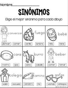 Learn Spanish Free Worksheets For Kids Spanish Lessons For Kids, Learning Spanish For Kids, Spanish Language Learning, Learn Spanish, Foreign Language, Spanish Worksheets, Spanish Jokes, Worksheets For Kids, Spanish Classroom Activities