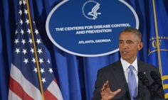 'We can't dawdle'-Obama warns Ebola may infect 'hundreds of thousands'