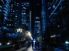 The financial district at night Yeouido Seoul South Korea [39442958]