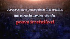 A repressão e perseguição dos cristãos por parte do governo chinês: prov... Persecution, Christianity, Movies, Movie Posters, Word Of God, Book, Words, Truths, Spiritual Warfare