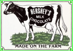 The Hershey chocolate bar was America's first mass-produced wrapped candy which proved itself to be far more convenient to handle, display and sell than the unwrapped kinds displayed in glass jars or bins. In 1907, just two years after the Hershey factory was completed in what is now Hershey, Pennsylvania, Milton S. Hershey introduced Hershey's Kisses Milk Chocolates. Fourteen years later the plume or flag was added and Hershey's Kisses have remained the same ever since.