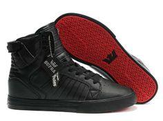 high top men shoes