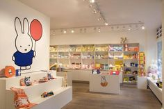 Who knew Miffy was Dutch?  A must-see for kids in Amsterdam