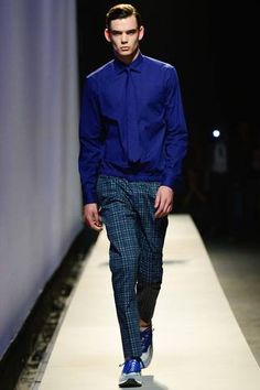 Z Zegna Spring 2015 Menswear Collection Slideshow on Style.com