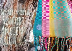 CHOKI textiles are 100% handmade using unique dying and weaving techniques. CHOKI supports the knowledge and skills that have been passed down through generations with 100% of sales proceeds supporting the CHOKI Women's Cooperative.