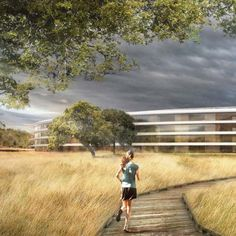 Foster and Partners Apple Headquarters #Apple #Campus2 #Foster&Partners Pinned by www.modlar.com
