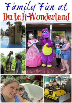 Located in Lancaster, Pa, Dutch Wonderland is fun for the entire family! #ad #DWFamilyFun #DutchWonderland
