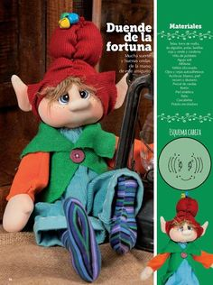 Crochet Doll Hat Elves 26 Ideas For 2019 Christmas Swags, Christmas Sewing, Christmas Knitting, Christmas Elf, Christmas Crafts, Crochet Fairy, Crochet Amigurumi Free Patterns, Hat Crochet, Elves And Fairies