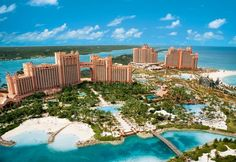 Atlantis resort in the Bahamas. Went with Cindi on our annual trip. Carnival cruise to the Bahamas. Atlantis is huge!! - March, 2013