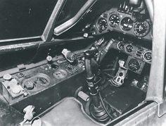 Focke Wulf Fw 190 cockpit