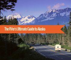"Alaska RV Road Trip Planner - RoverPass (See the scenic ""treasure state"")"