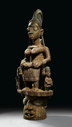 Yoruba Epa (Olomoyeye) Mask, Nigeria http://www.imodara.com/post/104698209539/nigeria-yoruba-epa-ancestor-mask-olomoyeye