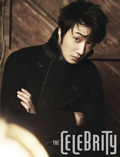 Jung Il Woo Covers The Celebrity's August 2014 Issue | Couch Kimchi
