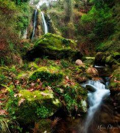 Cascada de Pedrafigueira en #Carnota #costadamorte